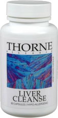 Liver Cleanse - from Thorne Research